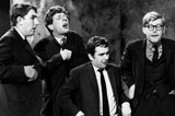 Beyond the Fringe Group: Peter Cook, Alan Bennett, Jonathan Miller, and Dudley Moore