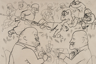 George Grosz: Enemy of the State