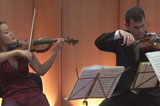 In Concert - Grainger Quartet: Brahms Opus 51 Baptist Church Melbourne
